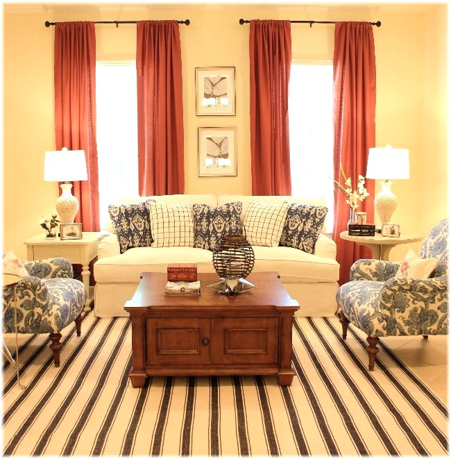 Image Result For Living Room With Yellow Rug