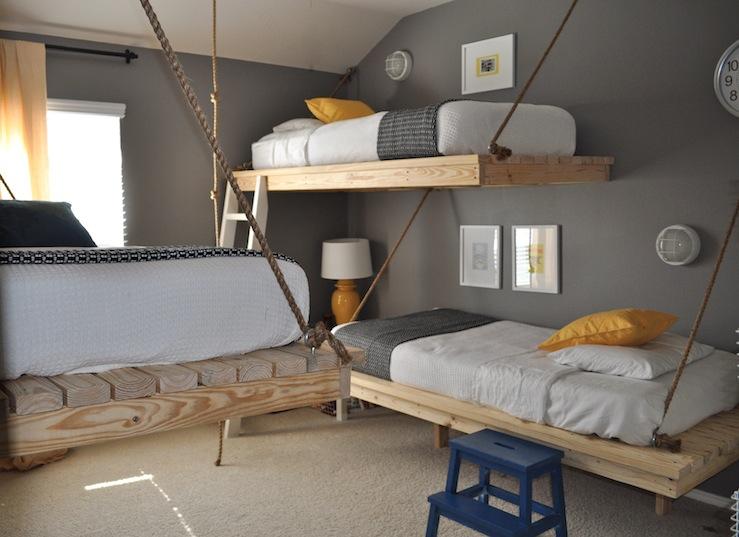 Gray Rooms Design Ideas