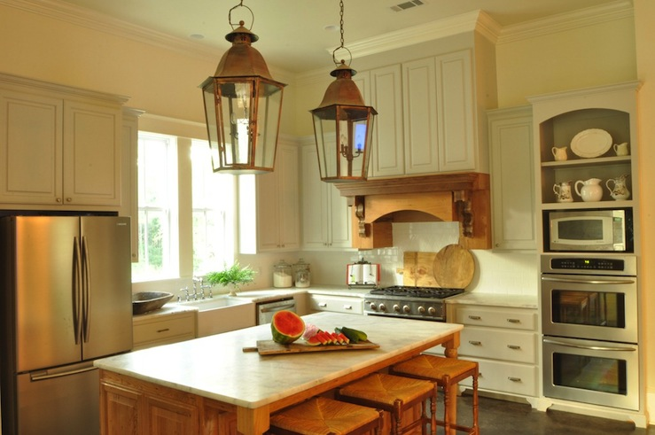 Rustic counter stools design ideas for Kitchen cabinets in spanish