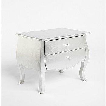 UrbanOutfitters.com U0026gt; Silver Leaf Side Table
