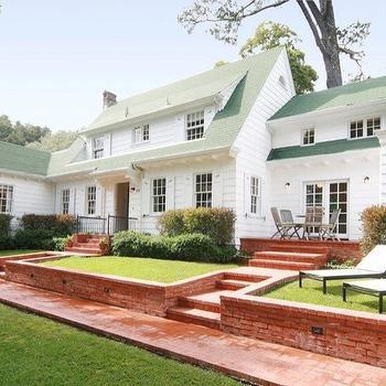 Farm House, Country, home exterior, Urrutia Design