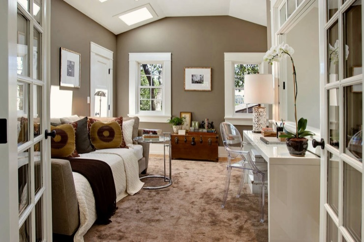 taupe color walls