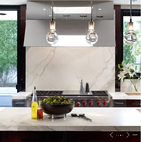 Kitchen Decoration With Waste Material: Style Meets Function: 9 Popular Kitchen Countertop