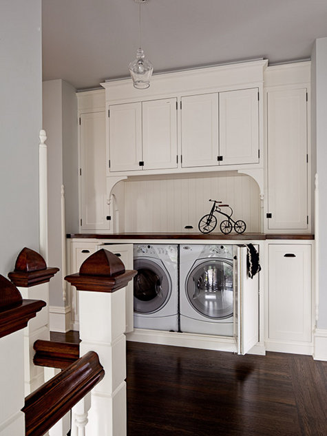 Charmant Hidden Washer And Dryer