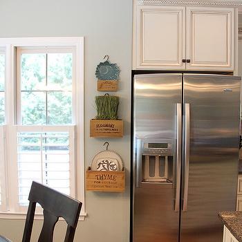 Silver Sage, Cottage, kitchen, Restoration Hardware Silver Sage, Unskinny Bop