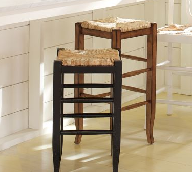 Pottery Barn Napolean Backless Barstool Look 4 Less