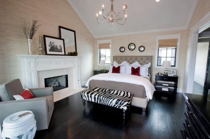 horchow brea bed - contemporary - bedroom - spinnaker development