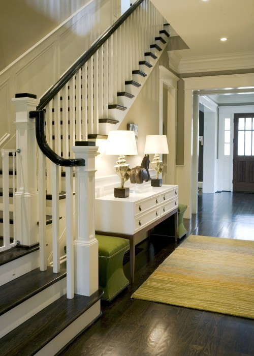 elegant foyer design ideas