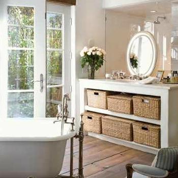 cottage bathroom ideas - Cottage Bathroom