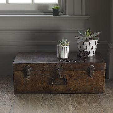 Traditional Wooden Box, west elm