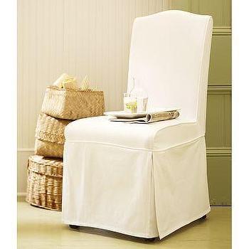 Pottery Barn Megan Camelback Chair Amp Slipcover