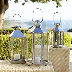 Metal Outdoor Lanterns The pany Store