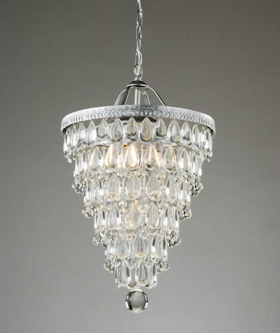 view full size - Clarissa Chandelier - Look 4 Less And Steals And Deals.