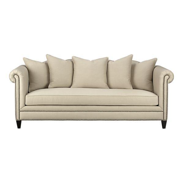 Nailhead Trim Sofa - Products, bookmarks, design, inspiration and ...