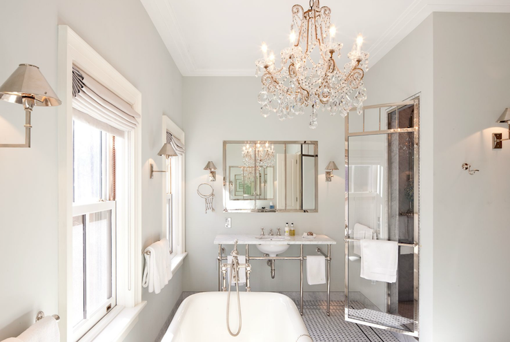 Transitional - bathroom - Nate Berkus Design
