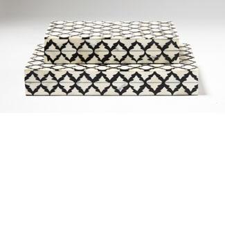 Zhush || Telangana Patterned Bone Boxes