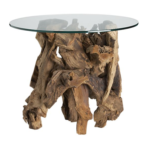 Uttermost Driftwood Cocktail Table Look Less - Uttermost driftwood cocktail table