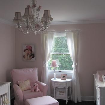 Pink Nursery, Traditional, nursery