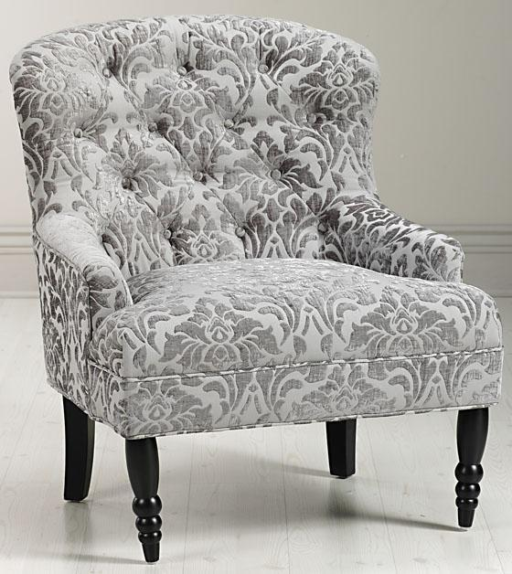 Delightful Lainey Tufted Arm Chair   Arm Chairs   Living Room   Furniture    HomeDecorators.com