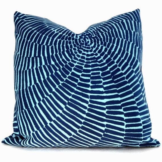 Indoor Outdoor Decorative Pillows : Trina Turk Sonriza Indoor Outdoor Decorative Pillow by PopOColor