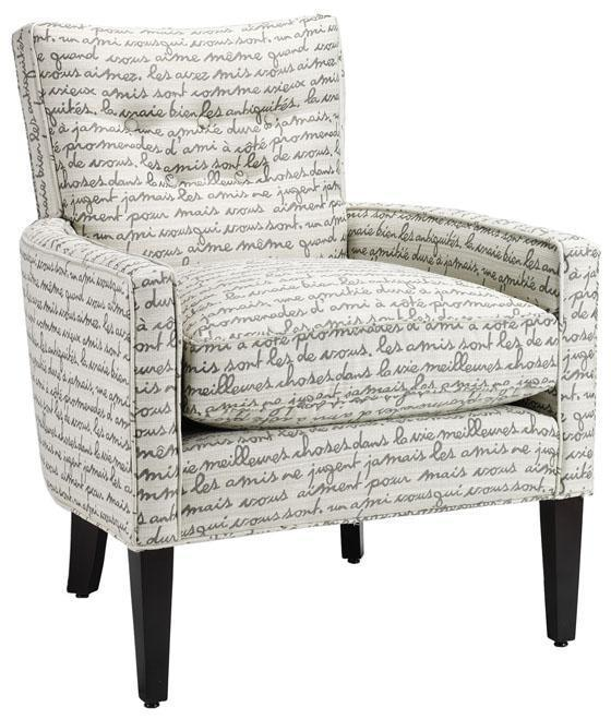 Sanctuary Paris Accent Chair