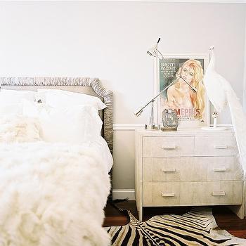 Hollywood Regency Headboard, Transitional, bedroom, The Aestate