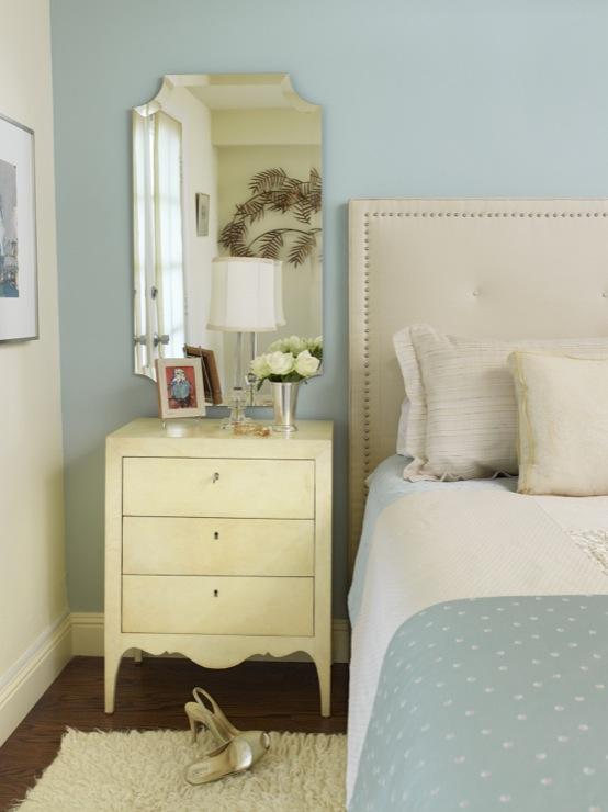 nightstand transitional bedroom coddington design