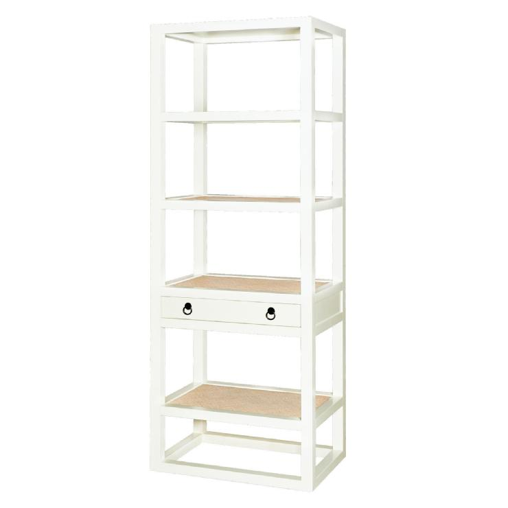 white bathroom etagere bungalow 5 polo etagere in white bungalow 5 polo etag wh 15065