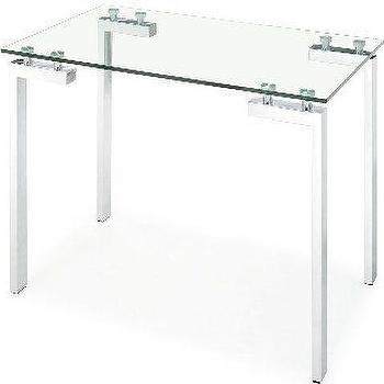 Jackson Rectangular Table With Metal Base Dining Room