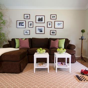 Brown Sofa Design Ideas