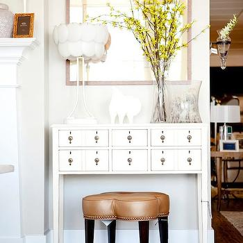 Apothecary floor lamp design ideas apothecary console tbale mozeypictures Gallery