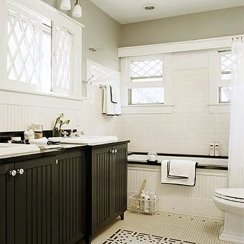 beadboard cabinets - Bathroom Designs Using Beadboard
