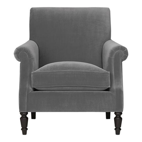 Suffolk Chair In Chairs   Crateu0026Barrel