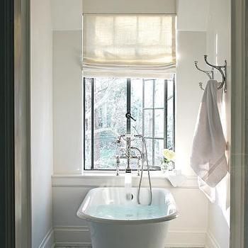 Soaking Tub Ideas, Transitional, bathroom, Atlanta Homes & Lifestyles