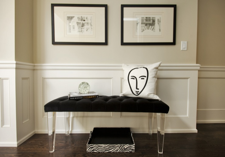 Loro Designs · Lucite Bench View Full Size Part 47