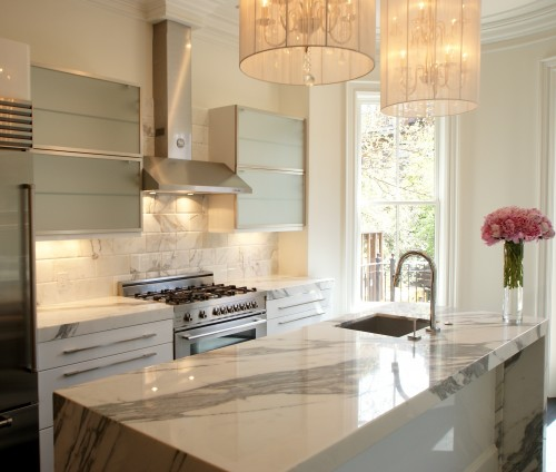 Claremont nickel chandelier contemporary kitchen melissa claremont nickel chandelier mozeypictures Image collections