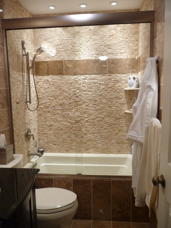 Bathroom for Modern guest bathroom designs