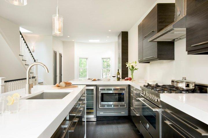 Modern Veneer Cabinets Design Ideas