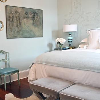 Blue Bedroom Ideas, Transitional, bedroom, Rethink Design Studio