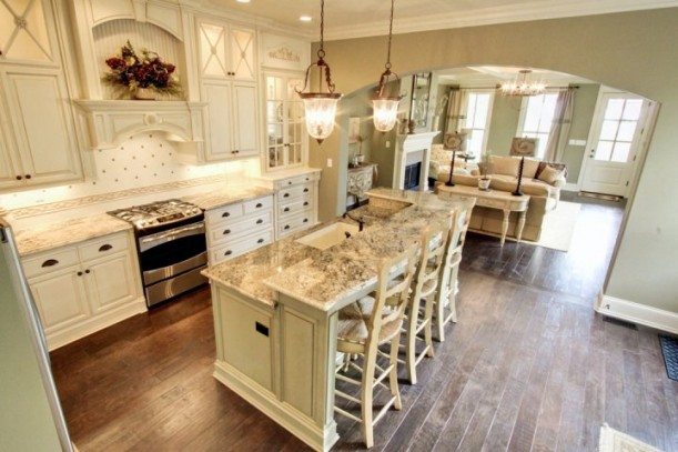 Kitchen for Southern living kitchen designs