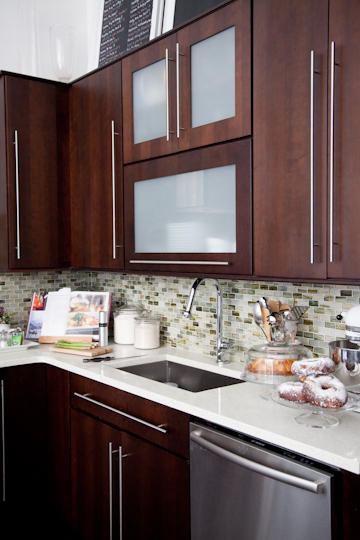 Frameless kitchen cabinets contemporary kitchen the for Frameless kitchen cabinets