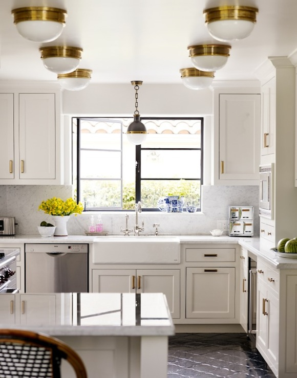 cheaper 21fb5 1b504 Hicks Pendants - Transitional - kitchen - The Roof Over My Head