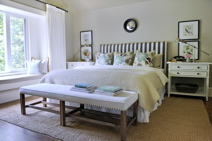 pottery barn quilt transitional bedroom ralph lauren barn owl white kerrisdale design. Black Bedroom Furniture Sets. Home Design Ideas