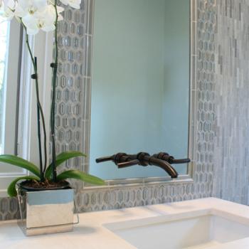 Oil Rubbed Bronze Wall Mount Bathroom Faucet Design Ideas