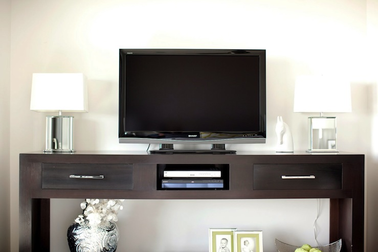 Media Console - Contemporary - bedroom - Caitlin Wilson Design