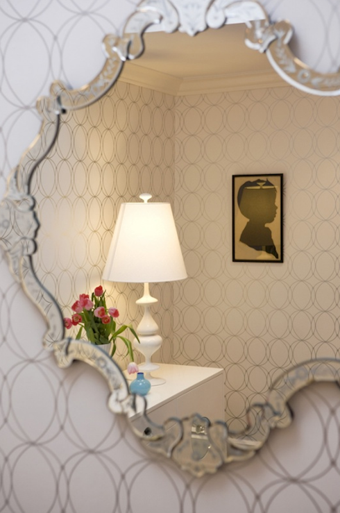 . Graham And Brown Darcy Wallpaper Design Ideas