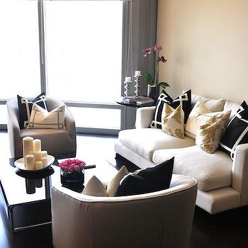 Greek Key Pillows View Full Size Amazing Living Room