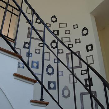 fun wrought iron staircase. Curved Staircase Design Ideas