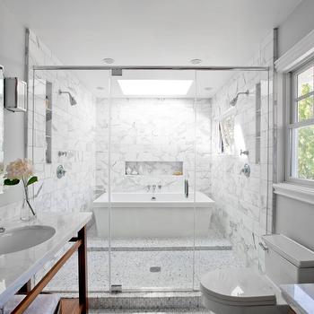 Master Bath Shower Designs