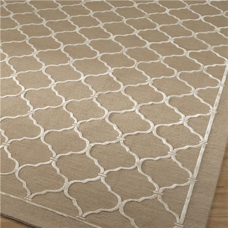 Quatrefoil Trellis Rug 2 Colors   Shades Of Light